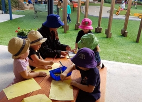 Waratah Educational Preschool 3 ½ Years to School Age