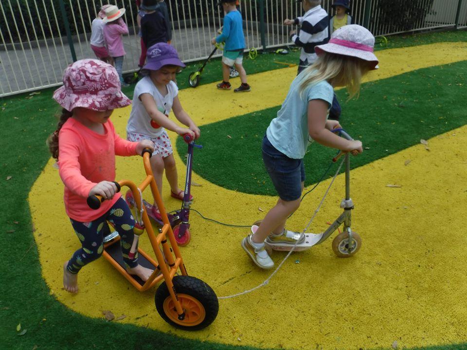 nulkaba preschool - Services