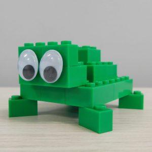 E046 Preschool Engineering Brick Challenge 1 Turtle 1 300x300 - Brick Challenge #1