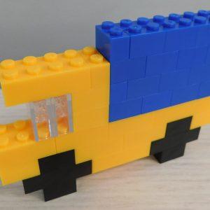 E089 Preschool Engineering Brick Challenge 11 Truck 1 300x300 - Brick Challenge #11